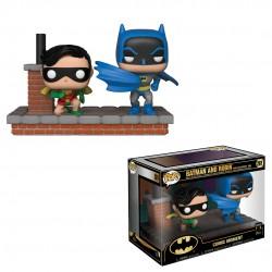 Funko Pop! Batman - Escena Batman y Robin