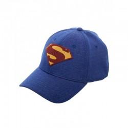 Gorra Superman Azul