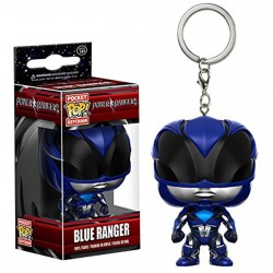 F Pop Llavero Blue Ranger