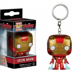 F Pop Llavero Iron Man