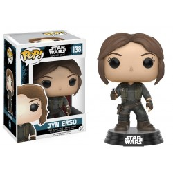 Funko Pop! Star Wars: Rogue One - Jyn Erso