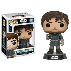Funko Pop! Star Wars: Rogue One - Captain Cassian