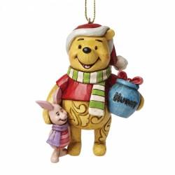 Winnie the Pooh Navidad