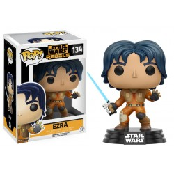 Funko Pop! Star Wars Rebels - Ezra Bridger