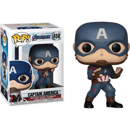 Pop EG Capitan America 464