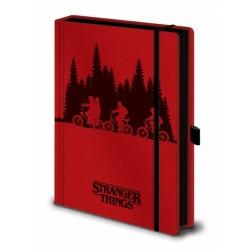 Cuaderno Premiun Stranger Things