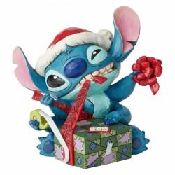 Stitch Santa Claus