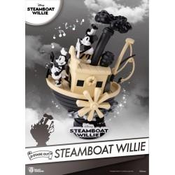 Diorama Steamboat Mickey