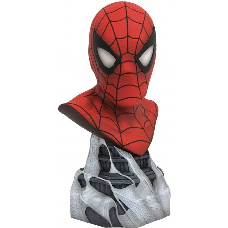 Busto Spiderman 25 Cm