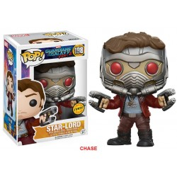 Funko Pop! Guardians of the Galaxy Vol. 2 - Star-Lord Chase