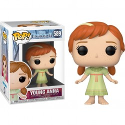 Funko Pop! Frozen 2 - Joven Anna (589)