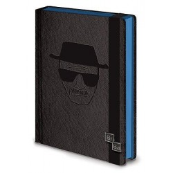 Cuaderno A5 Breaking Bad