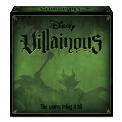 Juego de Mesa Villanous - Disney