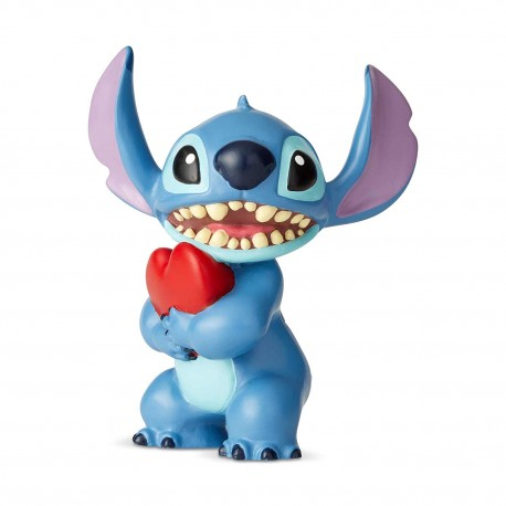 Figura Stitch Corazon