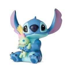 Figura - Disney - Stitch con Peluche