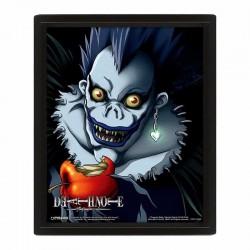 Cuadro 3D Death Note