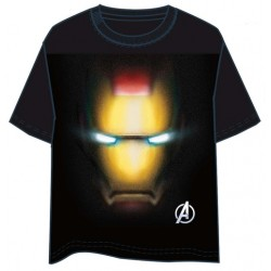 Camiseta Iron Man Face