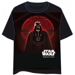 Camiseta SW Vader Moon