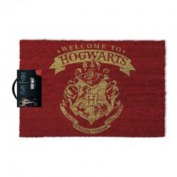 Felpudo HP Welc, Hogwarts