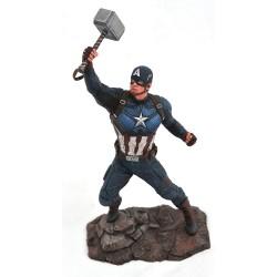 Figura Capitán América (23cm) (Diamond Select) - Vengadores: Endgame