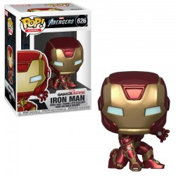 Funko Pop! Marvel Avengers (Gameverse) - Iron Man (626)