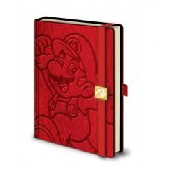 Cuaderno A5 Premium Mario
