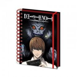 Cuaderno Espiral Death Note