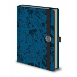 Cuaderno A5 DC Originals