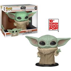 Pop SW Baby Yoda 10' 369