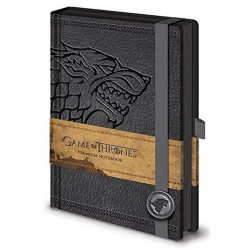 Cuaderno Game of Thrones