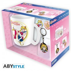 Pack Taza + Llav Sailor Moon