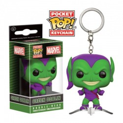 F Pop Llavero Green Goblin