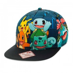 Gorra Pokemon Grupo