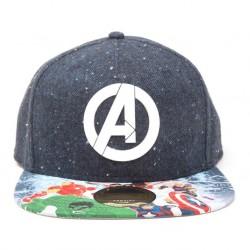 Gorra Marvel Vengadores