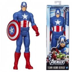 Figura Capitán América 30cm