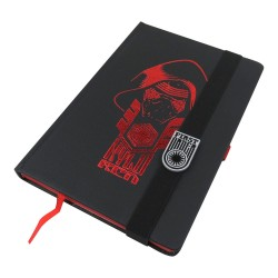 Cuaderno A5 SW7 Kylo Ren