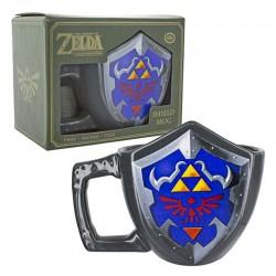 Taza Zelda Escudo