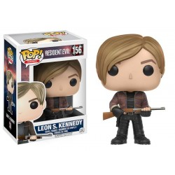 Funko Pop RE Leon Kennedy