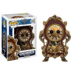 Funko Pop Disney Cogsworth