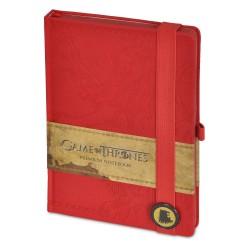 Cuaderno Lannister