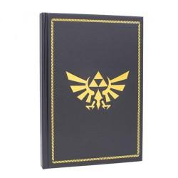 Cuaderno A5 Zelda Negro