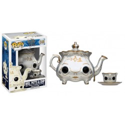 Funko Pop BB Mrs Potts & Chip