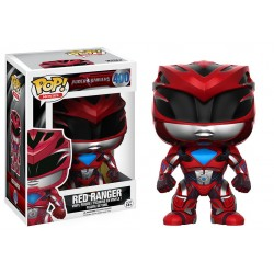 Funko Pop Pow, Ranger Red