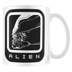 Taza Alien Icono