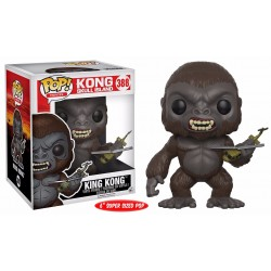Funko Pop King Kong 6""