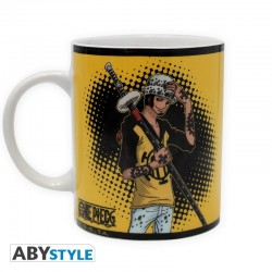 Taza One Piece Trafalgar
