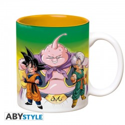 Taza DB Goten y  Trunks
