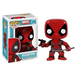 Funko Pop! Marvel Universe - Deadpool
