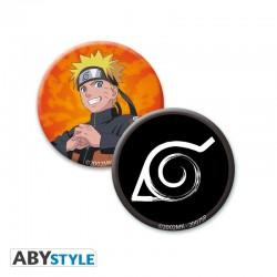 Pack Taza+LLavero Naruto