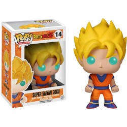 Funko Pop Goku Blonde Hair